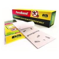 FEROBAND - feromonový lapač potravinových molů - monitoring