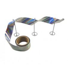 IRRI TAPE - páska proti nalétávání a dosedání ptactva
