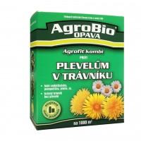 Proti burině v trávníku Agrofit kombi New - zdravý trávník