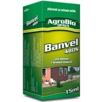 Banvel 480 S - k hubení plevelů