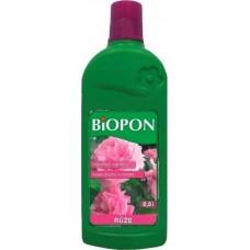 Biopon Růže tekuté minerální hnojivo 500 ml