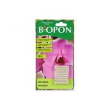 Biopon Orchidey hnojivovej tyčinky 10 ks