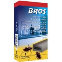 Bros - nástraha na šváby - lepová pasca