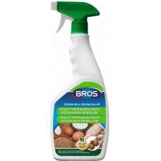 BROS Zelená síla - postrek proti potravinovým moľom