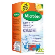 Microbec Ultra do žump, septiků a ČOV (5+1) zdarma