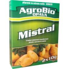 AgroBio PROTI plevelu v bramborách MISTRAL