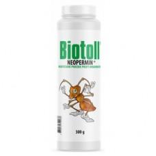 Biotoll – prášek proti mravencům Neopermin