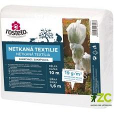 Neotex netkaná textilie Rosteto - bílá 19g