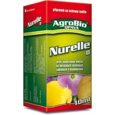 Nurelle D proti mandelince, mšicícm, dřepčíkům aj. 10ml