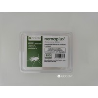 Parazitické hlístice proti smutnicím (5 milionů) - Nemaplus Biocont