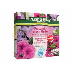 AgroBio Krystalické hnojivo Extra Petunie a surf. 0,4 kg ...