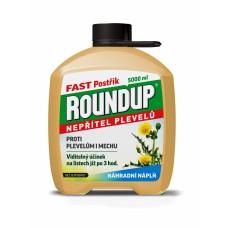 Roundup Fast - bez glyfosátu - 5 l náhradní náplň