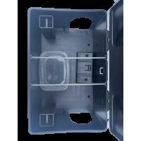 Deratizační stanička na krysy a potkany  uzamykatelná MULTIBOX