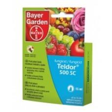 Teldor 500 SC - k ochraně révy vinné, jahodníku, maliníku, meruněk atd.