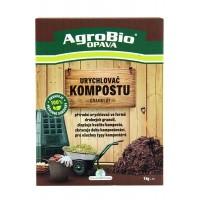 Urychlovač kompostu - granulát - Kouzlo Přírody